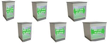 bac poubelle cuisine poubelles de cuisine encastrables 2 poubelle encastrable i