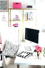 chic office decor girly office desk accessories plantsafemaintenance com