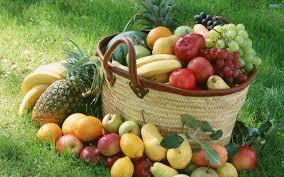 fruit in a basket fruit barmac pty ltd