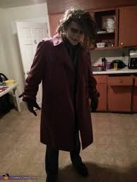 Joker Costume Halloween 31 Halloween Images Joker Jokers Dark