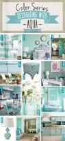 color series decorating with aqua aqua home decor a shade of