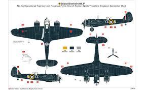 airfix a04059 bristol blenheim mk if 1 72 aircraft shop