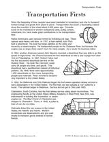 learn about transportation firsts history printable k 3rd grade