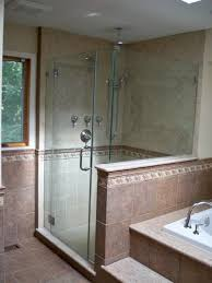 bathroom shower stall designs custom porcelain shower stall traditional bathroom