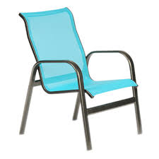 Stackable Sling Chairs Poolside Chairs Dining Chairs Patio Chairs