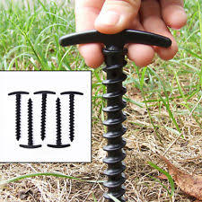 Awning Pegs For Hard Standing Pitches Awning Camping Tent U0026 Canopy Accessories Ebay