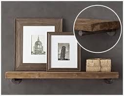 estantes y baldas diy baldas de madera enclavedeco