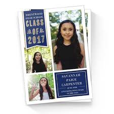 graduation photo cards snapfish