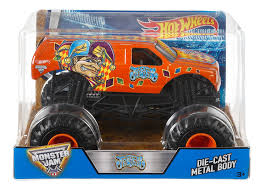 monster truck jam discount code amazon com wheels monster jam jester truck toys u0026 games