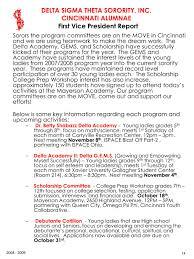 national debutante cotillion and thanksgiving ball ppt delta sigma theta sorority inc cincinnati alumnae chapter