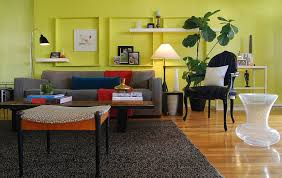 Color In Interior Trend 30 Creative Ways To Decorate With Empty Frames