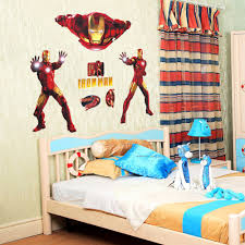 iron man bedroom avengers bed frame iron man bedding set