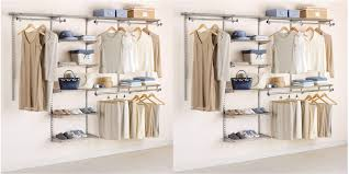 Closet Organizer Rubbermaid Rubbermaid Closet Organizer Kit Hits Amazon All Time Low 73