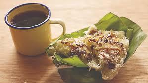 resep lopis cara membuat kue tradisional u201ckue lupis ketan hijau u201d food