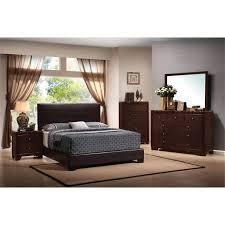 coaster bedroom set coaster conner 5 piece california king platform bedroom set