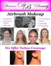 Airbrush Makeup Professional Award Winning Airbrush Makeup Artist U0026 Hair Stylist Devine