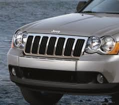 2007 jeep grand grille genuine jeep accessories jeep grand factory parts