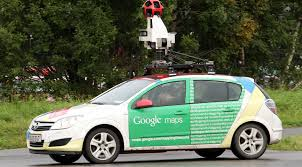 google images car you ll pee your pants when you see what a google car caught on