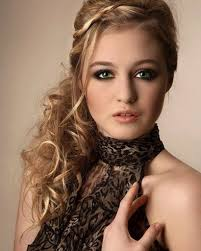 modern hairstyle for long hair long hair styles for christmas