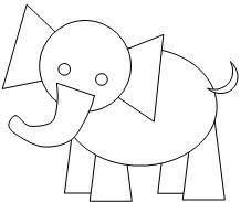 elephant craft elephant crafts preschool worksheets free and