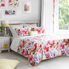 Sanderson Dandelion Clocks Duvet Cover Bedroom Devon Floral King Size Duvet Covers With Nightstand And
