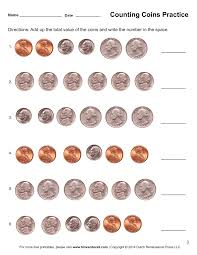 first grade money worksheets worksheets
