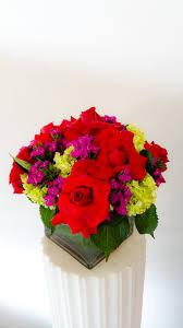 square vase design in san gabriel ca creative floral designs