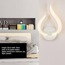 aliexpress com buy led wall lamps ac85 265v modern simple