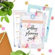 Ultimate Wedding Planner Printable Wedding Organiser Printable Wedding Planner