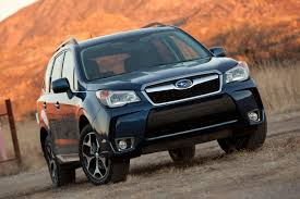 2014 subaru forester xt first drive autoblog
