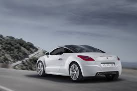 peugeot rcz 2010 is the 2013 peugeot rcz the new face of peugeot peugeot rcz review