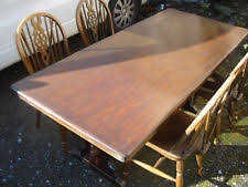 Country Kitchen Table And Chairs - farmhouse dining table and chairs ebay