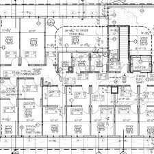 fascinating commercial office building blueprints building floor