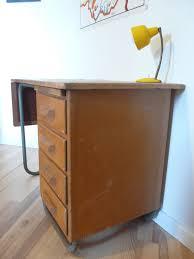bureau ancien en bois bureau ancien bois metal3 le