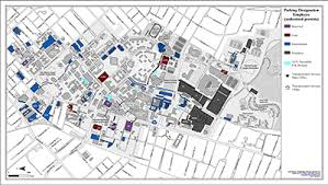 uky map parking maps uk transportation services