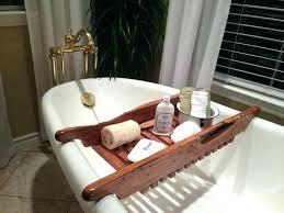 bathtub caddy with book holder bathtub tray ikea bath caddy wood lebensversicherungkaufenprivat