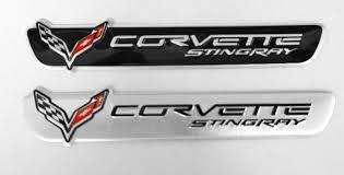 2014 corvette stingray emblem c7 corvette stingray 2014 small multi use emblem corvette mods