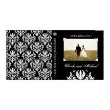 White Wedding Album Black And White Wedding Album Gifts On Zazzle