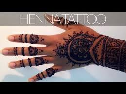 53 best brown vs black henna tattoo images on pinterest hennas