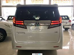 toyota ww toyota alphard executive lounge 35l new in phnom penh on khmer24 com