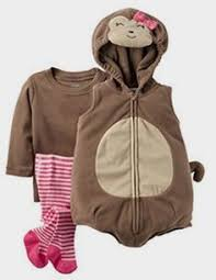 dressing up your baby for halloween is easy with this two piece