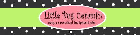 personalized ceramic platters bug ceramics custom painted ceramic plates for