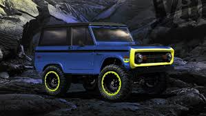 ford bronco biturbo wd 40 themed ford bronco could slide into your garage