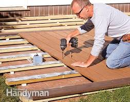 How To Build A Awning Over A Deck How To Build A Deck Over A Concrete Patio Concrete Patios