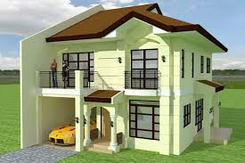 simple two storey house design new 2 storey home designs home design ideas