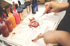 flaunt you custom cosmetics the look hair salon and beauty