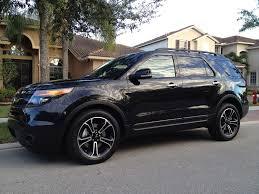 Ford Explorer Running Boards - 2015 ford explorer platinum black on black on black dream cars