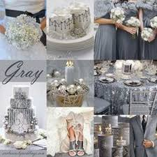 attractive silver table decorations wedding silver wedding table