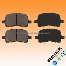 toyota co ltd toyota corolla brake pad d2216 wva23294 d741 7611 oem number