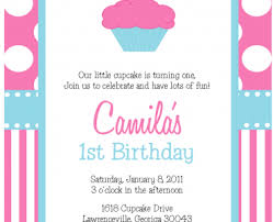cupcake birthday invitations cupcake birthday invitations along